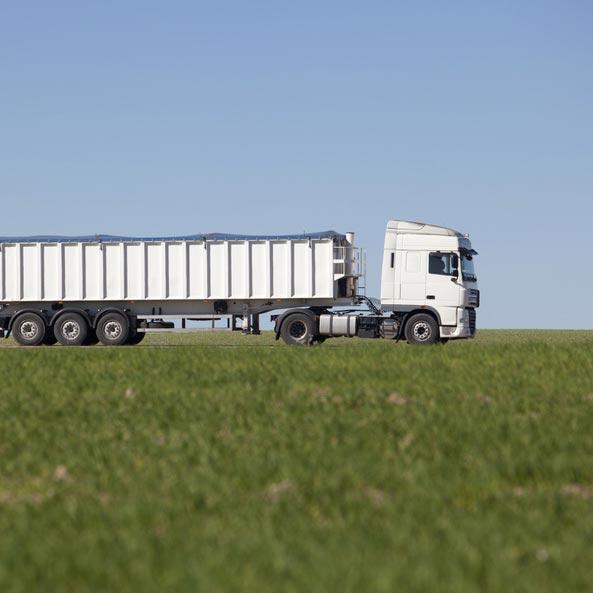 Acheminement et transport de céréales en Bretagne