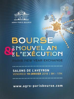 BOURSE DE COMMERCE DE PARIS JANVIER 2018